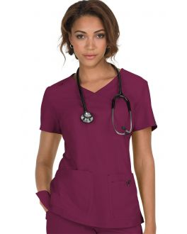 Koi Scrubs Women's Katie Mock Wrap Top