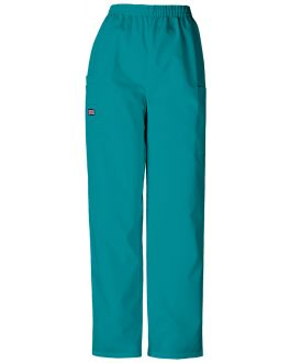 Cherokee WorkWear Scrubs Women's PETITE Pull-On Cargo Pant