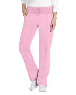 Grey's Anatomy Active Scrubs Women's 4 Pockets Low Rise Wide Waist Pant