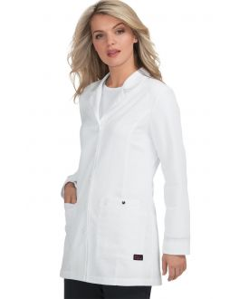 Koi Scrubs Women Marigold 3 Pockets Lab Coat