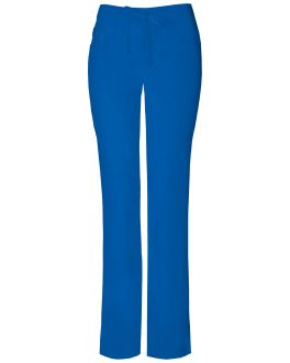 Code Happy Scrubs Cloud Nine Women's PETITE Mid Rise Moderate Flare Leg Pant