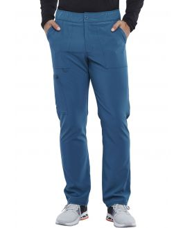 Cherokee Scrubs Men's TALL Fly Front Cargo Pant