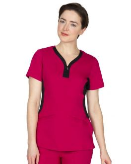 Healing Hand Scrubs Jessi Women's Y-Neck Top