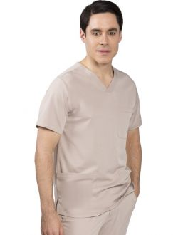 Healing Hands Scrubs Mathew Men's V-Neck Top