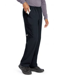 Skechers Scrubs Men's 4 Pocket Structure Cargo Pant