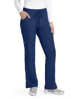 Skechers Scrubs Women's PETITE 3 Pockets Reliance Cargo Drawstring Pant